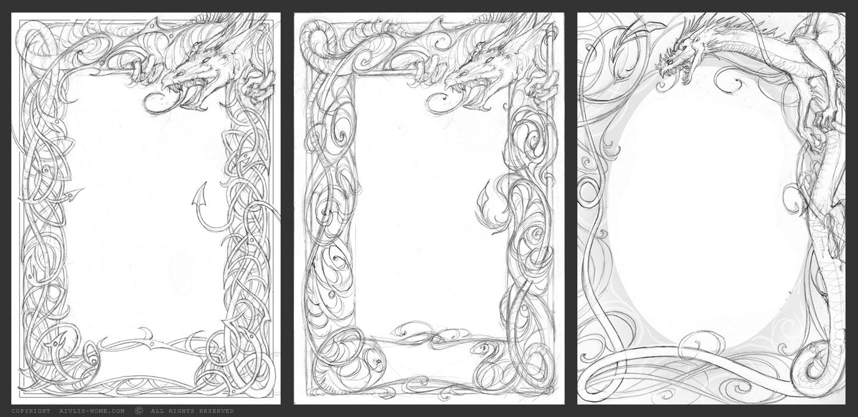 alternatives version layouts - Dragon Frame