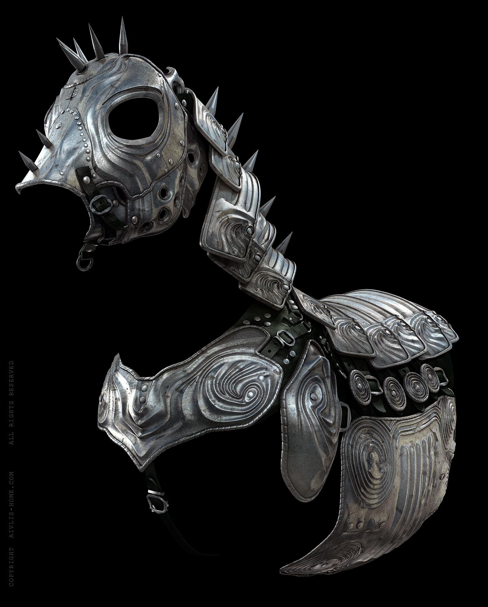Horse Armor/kingdom Markings - Suggestions & Ideas - Wurm Online Forum